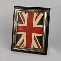 Шикарная рамка для фото или вышивки 20х25 см (32х27 см)