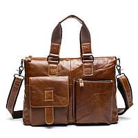 Мужская сумка GENUIN. Удобная вместительная сумка. Высокое качество. Низкая цена. Интернет магазин. Код: КЕ177