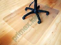 Коврик под кресло для защиты пола прозрачный 100х120см. Цена на коврик под кресло Киев