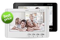 Видеодомофон ARNY AVD-709 (white / black)