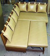 Производство кухонных уголков со спальным местом Комфорт 1200Х1800
