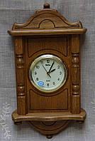 Годинник настінний горіх ручної роботи