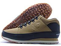 Кроссовки мужские New Balance зимние, светло-коричневые