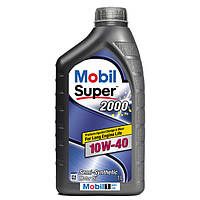 Масло моторное MOBIL SUPER 2000 10W40 1L