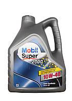 Масло моторное MOBIL SUPER 2000 10W40 4L