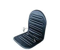 Накидки на сидения с подогревом автомобильные двухрежимные