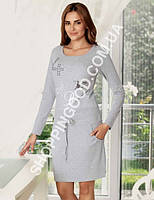 """Красивое платье для дома и отдыха  Mel Bee MBP 22345 """"Стразы"""""""