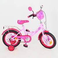 """Детский велосипед Бабочки 16"""""""