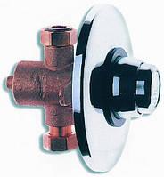 Кран-дозатор для писсуара Тремо-467 встраиваемый (20 сек)