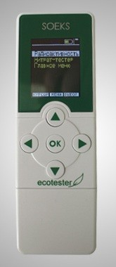 Экотестер СОЭКС (дозиметр+нитратомер)