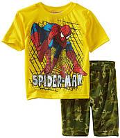 """Костюм для мальчика с человеком пауком  """"Мarvel"""""""