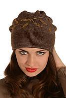 Зимняя женская шапка Ива