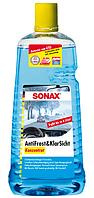 Жидкость омывателя концентрат -70°С SONAX 1 литр. 332300-215