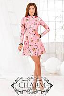 Женское Платье в 4-х расцветках
