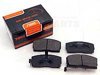 Колодки тормозные передние с датчиком износа (с ABS) Daihatsu / Geely CK