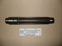 Вал промежуточный со втулкой ЮМЗ-6  40-1701048 СБ