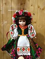 Лялька ручної роботи в українському національному одязі