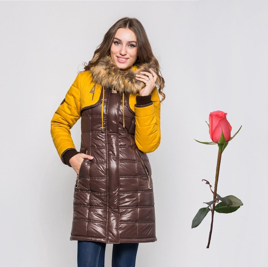 Зимняя женская одежда купить в россии