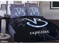 Полуторное постельное белье  Arya сатин для знака зодиак Козерог