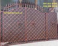 Ворота кованные 23955 , фото 1