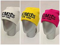 Стильная женская шапка в расцветках Homies g-120734