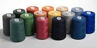 Нитки армированные ( Нитки 44ЛХ, купить Нитки швейные оптом цветные)