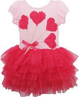 """Платье нарядное для девочки """"Sunny Fashion"""". Размер: 2-3 года."""