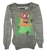 Женский свитер 7км