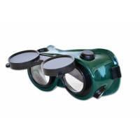 Очки сварочные с круглым стеклом,Technics 16-531