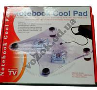 Подставка для ноутбука  Notebook Cool Pad для охлаждения ноутбука