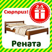 """Кровать РЕНАТА (Щит) 140*200 """"Эстелла"""""""