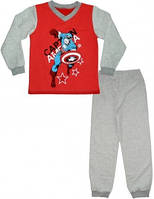"""Пижама для мальчика """"Капита́н Аме́рика"""""""