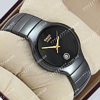 Часы женские наручные Rado Jubile Black/Black-Gold
