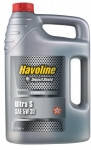 Моторное масло TEXACO HAVOLINE ULTRA S 5W-30 - 4X5L
