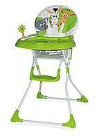 Детский стульчик для кормления Bertoni Jolly Green Safari