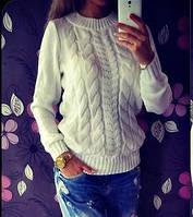 Стильный молодёжный свитер