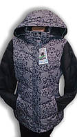 Куртка женская горнолыжная WHS. Черная. 7759514