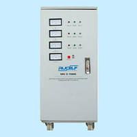 Cтабилизатор напряжения электромеханический RUCELF SDV-3-15000 (15 кВт)