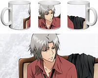 Кружка чашка Hitman Reborn