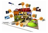 Цифровой дом : построение домашней сети в квартире, частном доме, коттедже