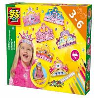 Набор для творчества - КОРОНА , Незасыхающая масса для лепки, масса для лепки, пластилин, игровой набор, детский игровой набор, детский пластилин,