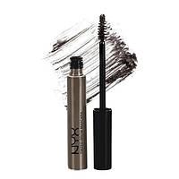 Тушь для бровей NYX Tinted Brow Mascara 05 Black
