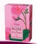"""Натуральное косметическое мыло с лепестками  розы """"Био Фреш"""""""