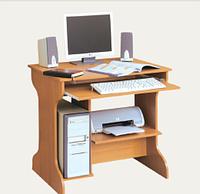 """Компьютерный стол """"Альфа"""" Cokme"""
