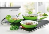 Купить набор сковородок Биолюкс Керама (Biolux kerama)