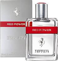 Мужская туалетная вода Red Power Ferrari ,125 ml
