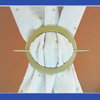 Кольцо-держатель декор, золотой