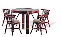Комплект столовый Стол+4 стула