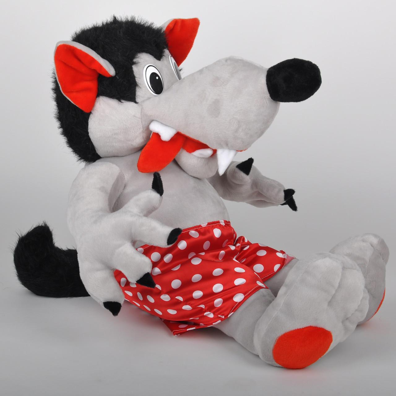Новогодняя игрушка своими руками волк из ну погоди