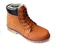 Мужские ботинки под Timberland  (Brown)
